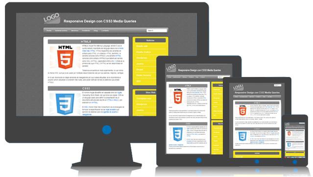Tu sitio web debe visualizarse correctamente no importando el tamaño de la pantalla.